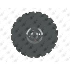 Диск сошника зубчатый 450х5 мм Vaderstad
